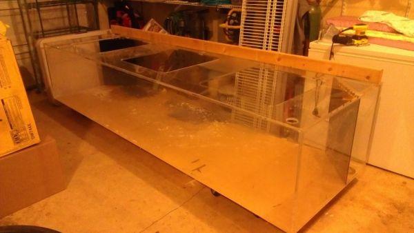 450gallon acrylic fish tank 2500 salem giant aquariums for 150 gallon fish tank for sale craigslist