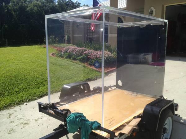 Custom 448 Gallon Acrylic Aquarium 1500 Fort Myers
