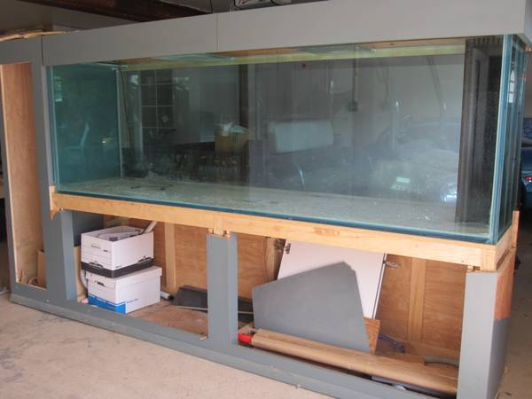 381 Gallon Aquarium 2000 Bucks County Pennyslvania