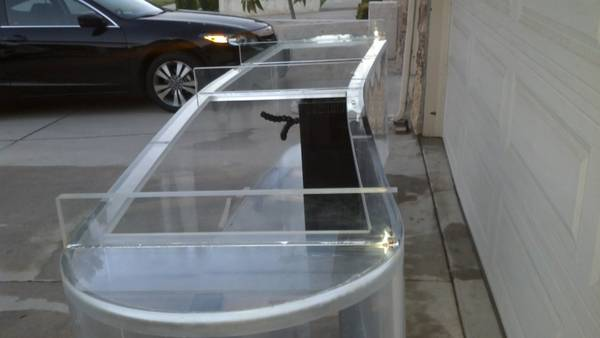 Giant aquariums tanks 300gal by trifisher page 3 for 150 gallon fish tank for sale craigslist