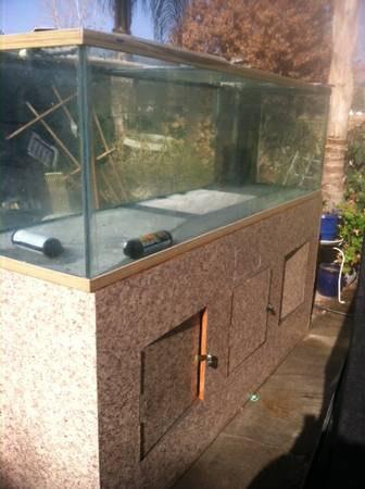 Giant aquariums tanks 300gal by trifisher page 16 for 300 gallon fish tank for sale