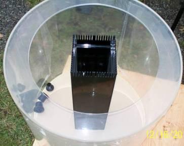 Large custom acrylic aquarium - $5900 (albany, OR)