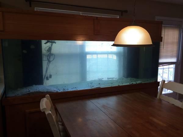 300gl aquarium - $1500 (Charlotte,NC )