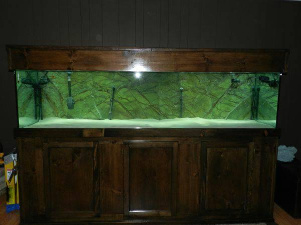 300 Gallon Aquarium - $2000 (Dallas/Waco) - giant aquariums