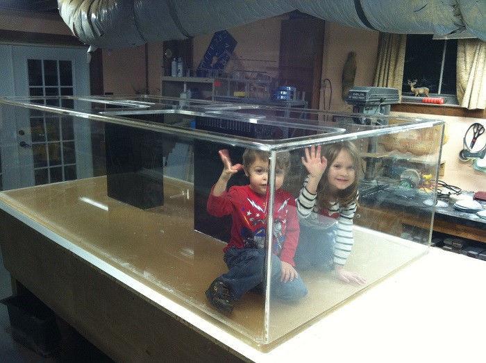 96x48x24--Fish Tank Aquariums Acrylic Reef-Saltwater Freshwater96x48x24--Fish Tank Aquariums Acrylic Reef-Saltwater Freshwater