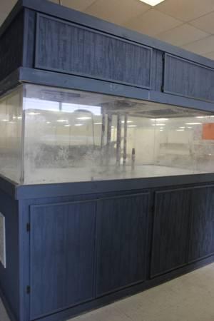 600 Gallon Acrylic Saltwater Aquarium - $4000 (Navarre, FL)