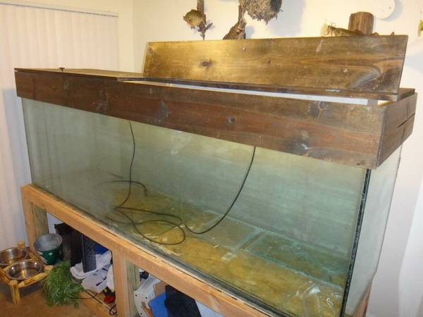 300 Gallon Aquarium w/Stand - $200 (Florence, KY)
